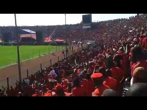 Benny Mayengani @ EFF Tshela Thupa rally