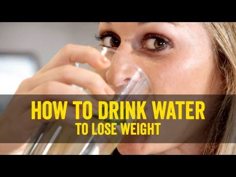 How to Drink Water to Lose Weight @bfschannel