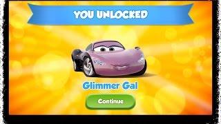 getlinkyoutube.com-Disney Pixar Cars Fast as Lightning - Holley Stage 2/4 VS Guido & Sheriff