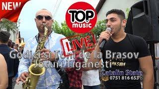 Godici & Toni de la Brasov -  Jocuri Tiganesti - LIVE - * NOU *
