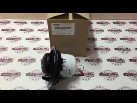 Фильтр топливный Porsche Cayenne 958
