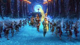 TinkerBell and The Lost Treasure - Ending Scene (Hebrew) [HD]