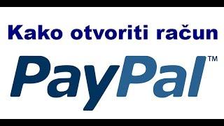 getlinkyoutube.com-Kako otvoriti PayPal racun? (2.DIO)