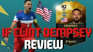 getlinkyoutube.com-FIFA 16 IF CLINT DEMPESY 82 PLAYER REVIEW - CAPTAIN AMERICA! - FIFA 16 ULTIMATE TEAM