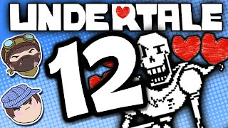 getlinkyoutube.com-Undertale: Show Time! - PART 12 - Steam Train