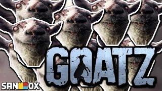 getlinkyoutube.com-염소 세상이 도래했다? // 염소 시뮬레이터 (Goat Z) [태경]