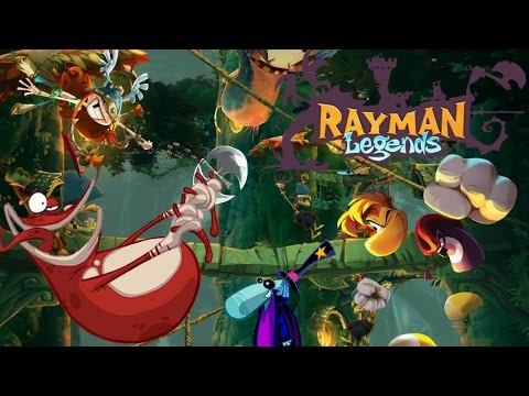 Le Zapping de l'humour #1 | Rayman Legends