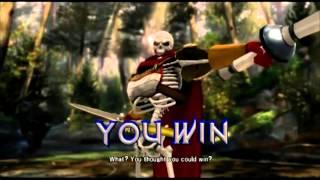 getlinkyoutube.com-Soul Calibur 5: Undertale