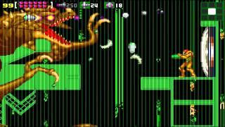 getlinkyoutube.com-Let's Play Metroid Zero Mission - Boss Rush Mode