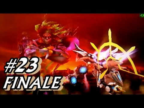 Let's Play Kid Icarus Uprising - Part 23 FINALE Chapter 25