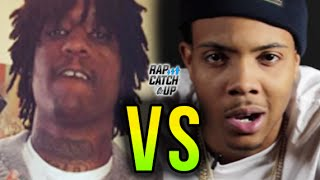 RICO RECKLEZZ DISSES G HERBO (LIL HERB) OVER OLD LIL JOJO DISS