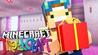 GIVING EVERYONE GIFTS?   Minecraft: TrollCraft