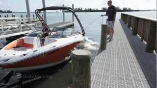 getlinkyoutube.com-SEA-DOO BOAT How to CliniX - How to Launch and Dock a Sea-Doo boat
