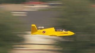 getlinkyoutube.com-AirVenture 2014 SubSonex Fly-By's