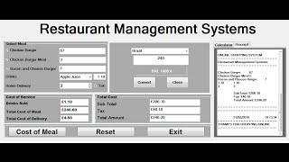 getlinkyoutube.com-How to Create Restaurant Management Systems in Visual Basic.Net