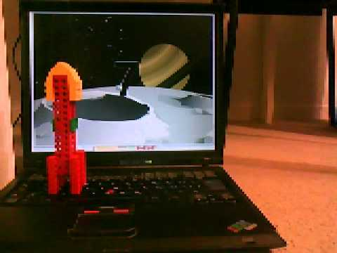 Lego WeDo Rocket