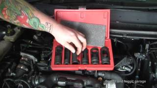 getlinkyoutube.com-bodgit and leggit garage  how to remove n install injector seal