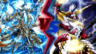 getlinkyoutube.com-Cardfight!! Vanguard: Bluish Flames vs Brawlers (Gold Paladin vs Narukami)