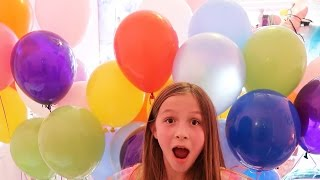 50 BALLOON SURPRISE! Is it Possible?