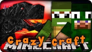 getlinkyoutube.com-Minecraft Mods - CRAZY CRAFT - Ep # 31 'ULTIMATE MOBZILLA BATTLE' (Orespawn Mod)