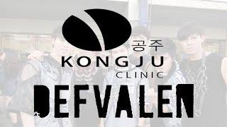 getlinkyoutube.com-Kongju Clinic Cover Dance 2015: DEFVALEN
