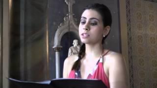 Laudate Dominum (W. A. Mozart) - Raíssa Amaral & Quarteto OPUS4