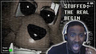 getlinkyoutube.com-Stuffed: The Real Begin Night 1 & 2 | Five Nights At Freddy's  Mod