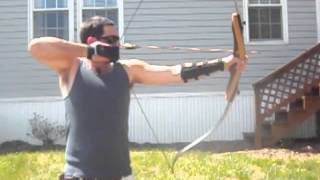 getlinkyoutube.com-Samick Sage (Journey) Recurve Bow