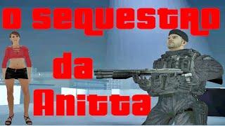 """getlinkyoutube.com-GTA ONLINE - O Sequestro relampago da """"Anitta"""" BOPE em açao !!"""