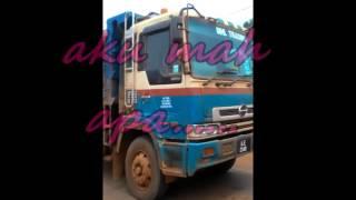 getlinkyoutube.com-Malaysian  trucks lori bauksit malaysia (all trucks) feat aku mah apa atuh