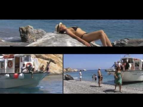 Folegandros - Swimming with the Gods