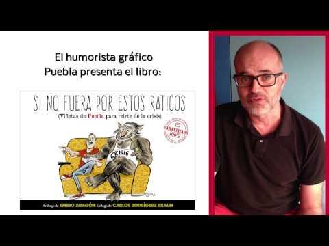 Si no fuera por estos raticos, viñetas de Puebla para reírte de la crisis