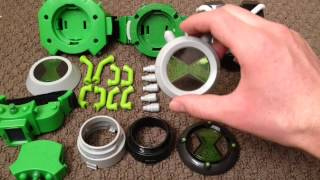 getlinkyoutube.com-Ben 10 legacy omnitrix set