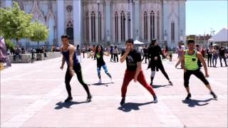 "getlinkyoutube.com-Reggaeton - ""Desde esa noche"" Thalia ft Maluma. Ulises Spartacus (zumba)"