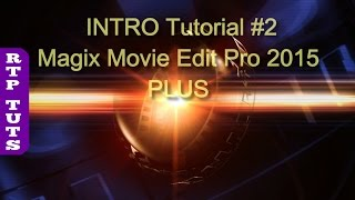 getlinkyoutube.com-Magix Movie Edit Pro 2015 PLUS - Making Sphere INTRO Tutorial 2
