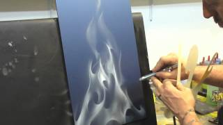 Realistic Ghost Flames