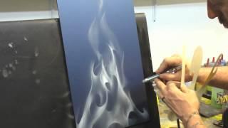 getlinkyoutube.com-Realistic Ghost Flames