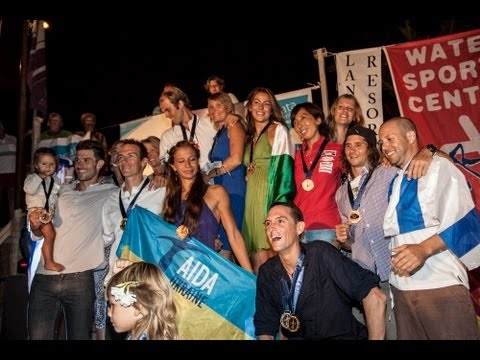 AIDA 2013 @Kalamata Medals and Party