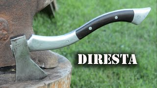 getlinkyoutube.com-✔ DiResta Steel Hatchet Handle