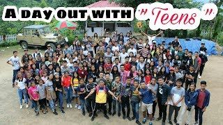 (Video #6) A Day Out With Teens