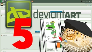 Browsing The Worst Of DeviantArt (Amu Amateur, Lollie Narala, And Kphoria) | DeviantArt Cringe