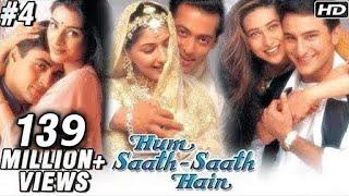 getlinkyoutube.com-Hum Saath Saath Hain - 4/16 - Bollywood Movie - Salman Khan, Saif Ali Khan & Karishma Kapoor