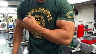 getlinkyoutube.com-【筋トレ】たった11分で腕が強烈にパンプするトレーニング法をご紹介!