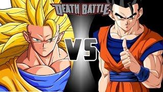 getlinkyoutube.com-Mystic Gohan Vs Goku SSJ3 (How Many Times is Gohan stronger Than Goku)