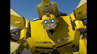 getlinkyoutube.com-E128 Final Project - Bumblebee