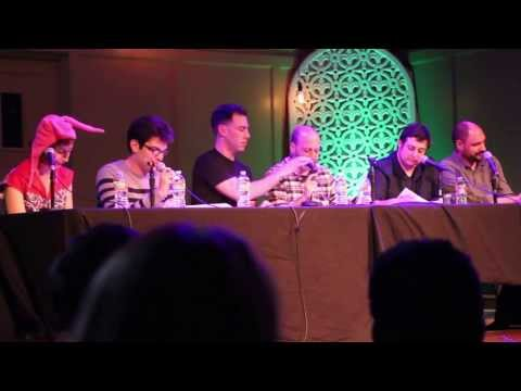 Bob's Burgers Live Script Read at the Irenic