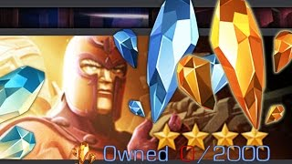 getlinkyoutube.com-Marvel: Contest of Champions - How to get SHARDS Crystals