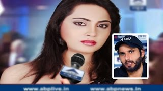 getlinkyoutube.com-Arshi Khan Exclusive Interviews :: Confession,  I made love to Afridi :: Controversy Video 2015