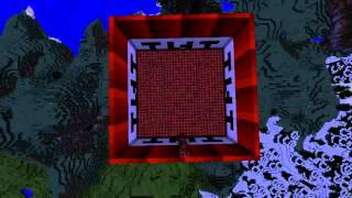 getlinkyoutube.com-Minecraft TNT Gigante y explosion