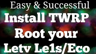 getlinkyoutube.com-{Root हिन्दी}How to Root Letv le 1s or Other Android Device(FLASH/Install TWRP)